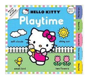 Hello Kitty: Playtime (Englisch) Pappbilderbuch  kaufen