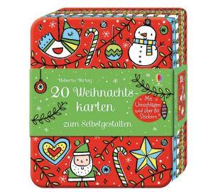 Weihnachtskarten, Selbstgestalten  kaufen