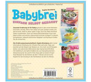 Babybrei einfach selbst gemacht: Gesunde Rezepte ab dem 5. Monat  kaufen