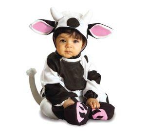Babykostüm Tierkostüm, Kuhkostüm  kaufen