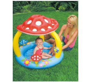 Intex Schwimmbad Pilz für Baby's – Baby Planschbecken  kaufen