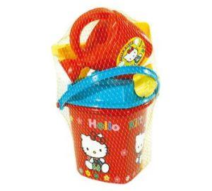 Hello Kitty – Sand- Eimer-Garnitur sortiert, 6-tlg, Sandkasten, Simba  kaufen
