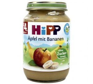 HiPP Früchte Äpfel mit Bananen, 190 g  kaufen