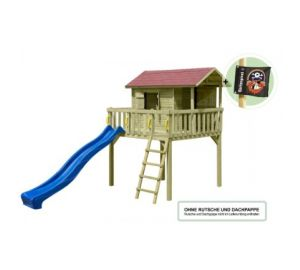 Gartenpirat Kinderspielhaus, Stelzenhaus MAXI aus Holz  kaufen
