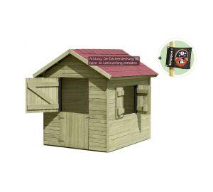 Gartenpirat Kinderspielhaus Marie aus Holz  kaufen