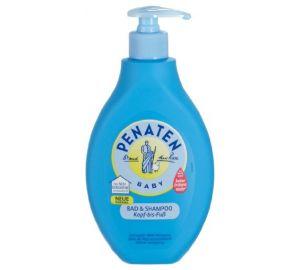 Penaten Baby Bad & Shampoo Kopf bis Fuß, 400 ml  kaufen