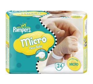 Pampers Windeln New Baby Gr. 0 Micro 1-2.5kg Tragepackpack, 24 Stück  kaufen