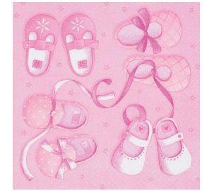 Babyparty/ Babyschnuller Mädchen  kaufen
