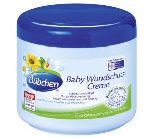 Bübchen Baby Wundschutz Creme, mit Zinkoxid, Kamille und Panthenol  kaufen