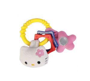 Hello Kitty Ringrassel mit Plüsch – Samba Toys  kaufen