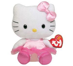 Hello Kitty – Ty Beanie Babies Plüsch Ballerina – Größe 15 cm  kaufen