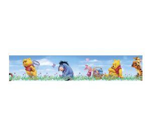 Polypropylene-Bordüre, Winnie the Pooh | Baby-Ratgeber.net