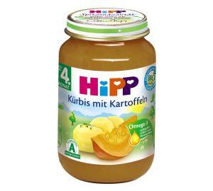 HiPP Kürbis mit Kartoffeln, 6-er Pack (6 x 190 g) – Bio  kaufen