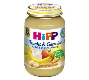 HiPP Apfel-Bananen-Müesli, 6-er Pack (6 x 190 g)  kaufen