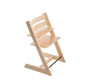 Stokke – Tripp Trapp Hochstuhl für Baby aus Holz, natur  kaufen