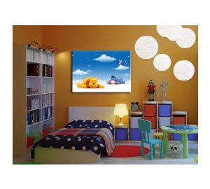 winnie pooh deckenlampe winnie pooh deckenlampe wandlampe. Black Bedroom Furniture Sets. Home Design Ideas
