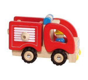 Goki, Feuerwehr, Holzspielzeug  kaufen