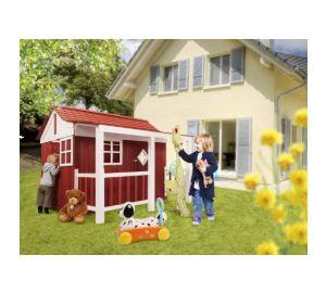 """Kinder Spielhaus """"Ida"""" Schwedenhaus  kaufen"""