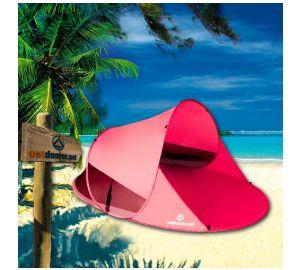 Strandmuschel Zack II pink  kaufen
