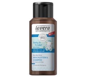 Lavera Baby und Kinder Neutral Waschlotion und Shampoo  kaufen