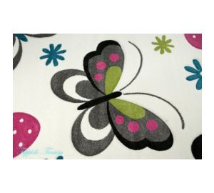 Merinos Cream Kinderteppich, Polypropylen – 120x170cm  kaufen
