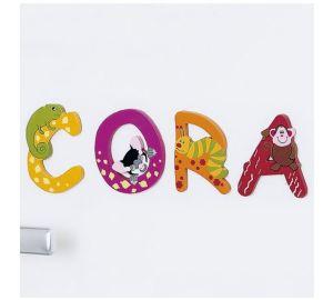 Holzbuchstaben, Kinderzimmerdeko  kaufen