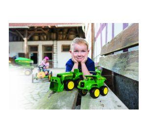 Mini Sandkasten Bagger und Kipplaster Set, John Deere, Sandspielzeug  kaufen