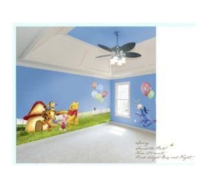 Babyzimmer wandgestaltung winnie pooh  Wandgestaltung | Baby-Ratgeber.net