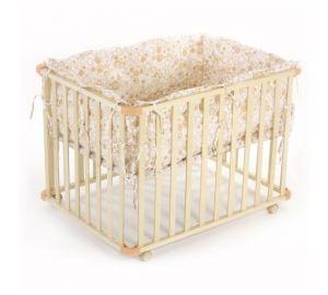 Baby Vivo, Laufgitter mit Softeinlage  kaufen