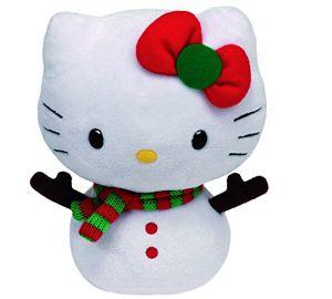 Hello Kitty Baby – Schneemann – Größe 15cm limited  kaufen