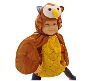 Eule Kostüm für Babies und Kleinkinder  kaufen