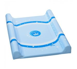LCP Kids Wickelauflage PATO Dreams – 2 Keil Unterlage 70×50, Prinz blau  kaufen