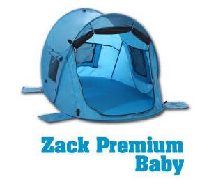 Outdoorer Baby Strandmuschel & Reisebett Zack Premium, UV 80, selbstaufbauend, 3 Fenster  kaufen