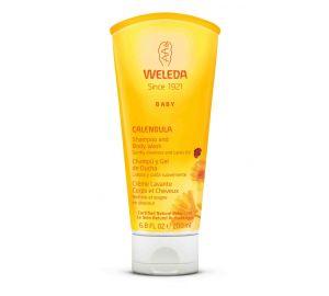 Weleda Calendula Waschlotion & Shampoo, 200 ml  kaufen