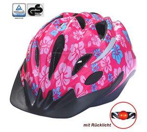 prophete helm kinder fahrradhelm rosa pink baby. Black Bedroom Furniture Sets. Home Design Ideas
