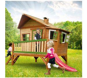 """Gartenspielhaus aus Holz """"Emma""""  kaufen"""