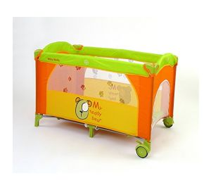 Teedy Kinderbett auch als Wiege oder Schaukel, Klappbett Reisebett Lauf- Spielstall  kaufen