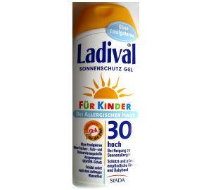 LADIVAL – Kinder allergische Haut Gel, Sonnenschutz  kaufen