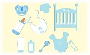 Baby-Erstaustattung