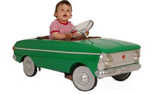 Transport für Ihr Baby