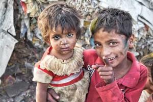 """Werbung – Kinderschutzhaus in Bangladesch – """"Stück zum Glück"""""""