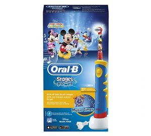 braun oral b elektrische kinderzahnb rste baby. Black Bedroom Furniture Sets. Home Design Ideas