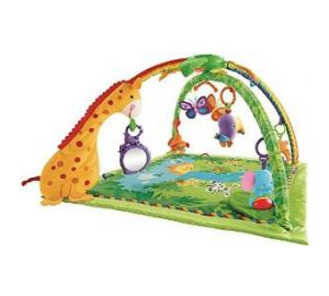 Fisher-Price Rainforest, Babydecke  kaufen