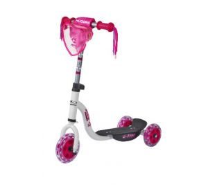 Hudora, Kinderroller, Scooter in Pink  kaufen