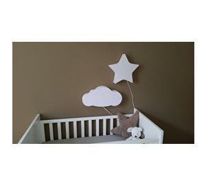 wandlampe wandleuchten kinderzimmer babyzimmer baby. Black Bedroom Furniture Sets. Home Design Ideas