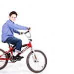 Das erste Fahrrad für mein Kind