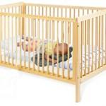 Schlaf schön und träume fein - das richtige Babybett