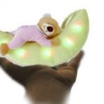 Beruhigende oder bunte Kinderlampen