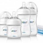 Philips AVENT Flaschen - naturnahe Babyflasche