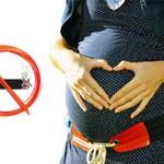 Rauchen aufhören - in der Schwangerschaft